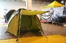 图文:第21届体博会开幕 野营旅游帐篷展示