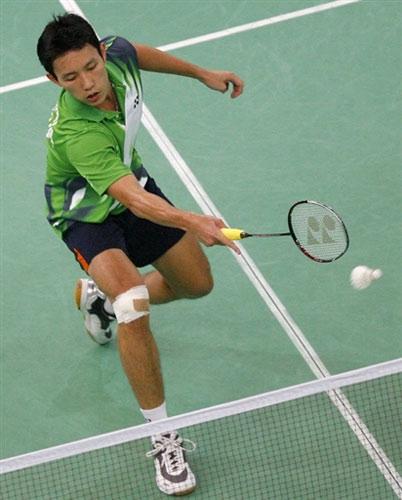 图文:[羽毛球]陈郁2-0淘汰苏西洛 危险对手
