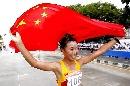 图文:纪录激情燃烧的11天 中国队蒋秋艳摘首金