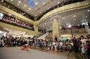 图文:香港好运动大汇演 中国武术魅力不可阻挡