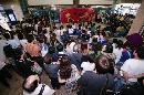 图文:香港好运动大汇演 演出活动现场观众爆满