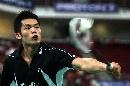 图文:[羽毛球]林丹2-0索尼成功卫冕 移形幻影