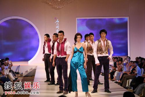 姜培琳与男模