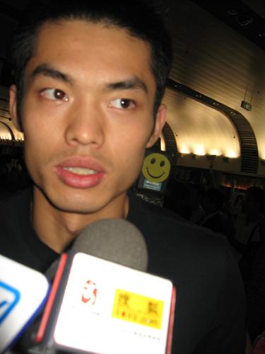 图文:国羽世锦赛归来 林丹愈加成熟