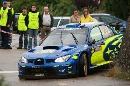 图文:[WRC]勒布称雄德国站 弯道过于狭窄