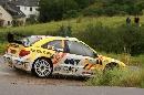图文:[WRC]勒布称雄德国站 杜瓦尔在比赛中