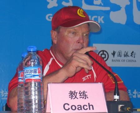中国主教尔赛后点评
