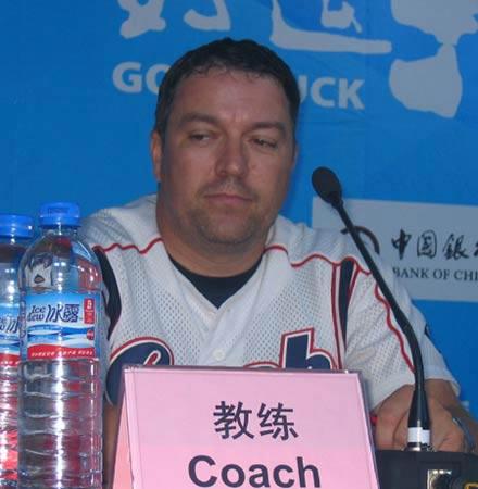 捷克教练里哈德