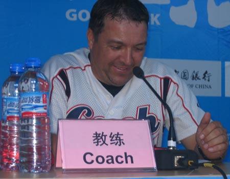 捷克队教练里哈德