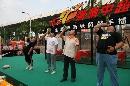 图文:激情中超济南站 啤酒竞饮