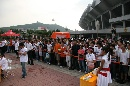 图文:激情中超济南站 现场球迷