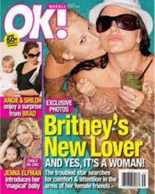 新一期OK杂志封面