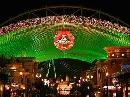 图文:举办城市大阪之风光无限 圣诞夜的大阪