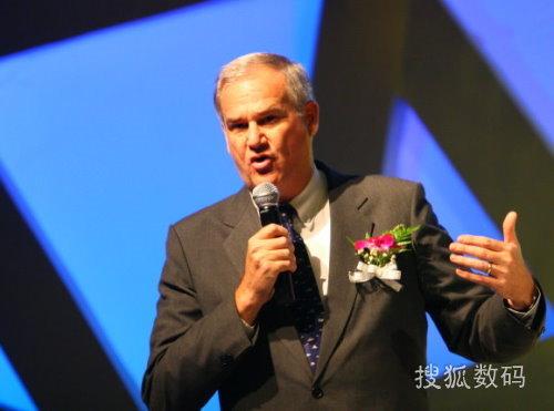 柯达公司亚太区消费数码影像集团董事 韦力杰(Warren  Wisnewski)先生