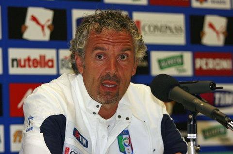 图文:[友谊赛]意大利备战 这场比赛定要拿下