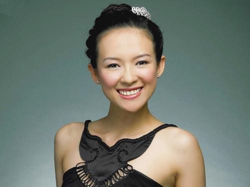 第十二届中国电影华表奖出席影人阵容 - 章子怡