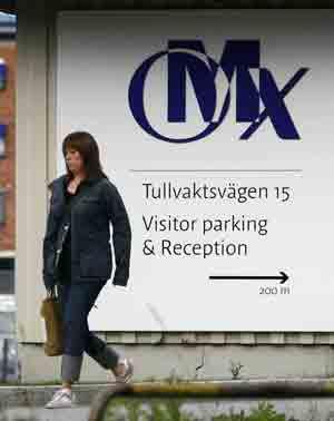 "OMX公司成为""海湾酋长""与""科技新贵""竞购的焦点。路透社"