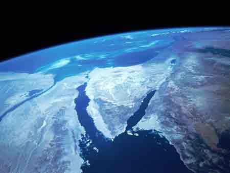 人类赖以生存的地球