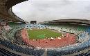 图文:田径世锦赛主体育场 宽阔的体育馆