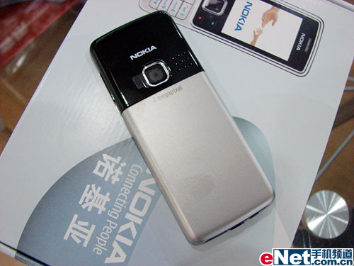 13mm超薄刀片手机 诺基亚6300降价