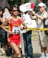 图文:07年田径世锦赛中国军团 邓海洋
