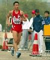 图文:07年田径世锦赛中国军团 韩玉成