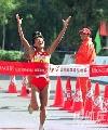 图文:07年田径世锦赛中国军团 魏亚楠