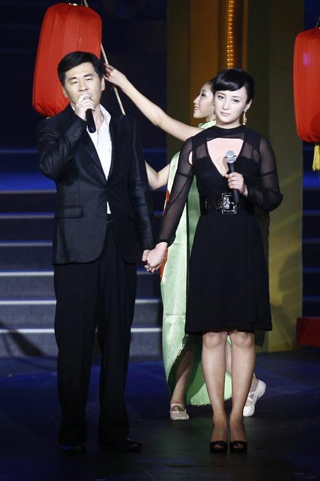 第26届中国电视剧飞天奖颁奖 蒋勤勤封后
