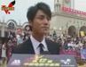视频:陈坤独自亮红地毯 轻松心态参加华表奖
