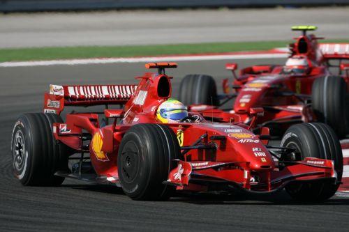 图文:[F1]土耳其站正赛 法拉利双雄