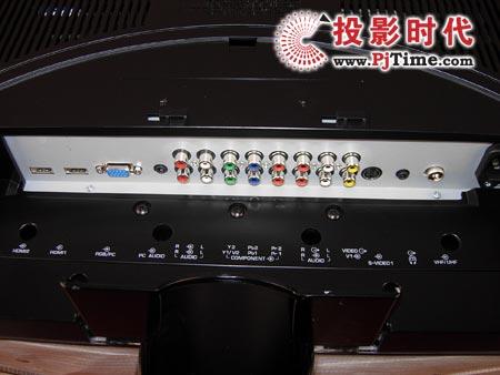 点击放大,康佳新旗舰LC32CT36AC液晶电视