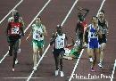 图文:男子1500米半决赛结束 半决赛也很残酷