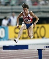 图文:女子3000米障碍决赛 俄罗斯沃尔科娃夺冠