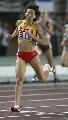 图文:400米栏半决赛黄潇潇晋级 她会创造奇迹吗