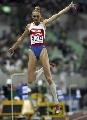 图文:俄罗斯选手包揽跳远奖牌 俄罗斯跳远美女