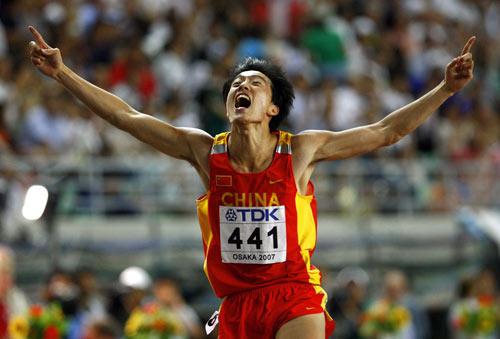 刘学根认为:儿子夺冠完全靠实力