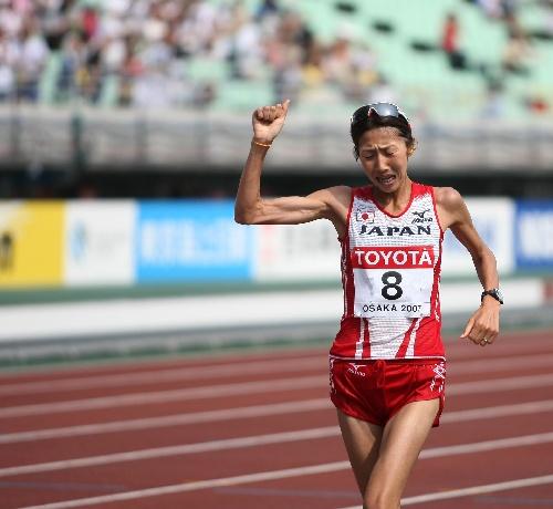 日本选手悲壮夺牌