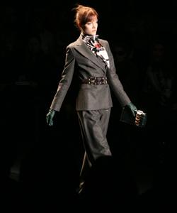 回顾国际米兰时装周
