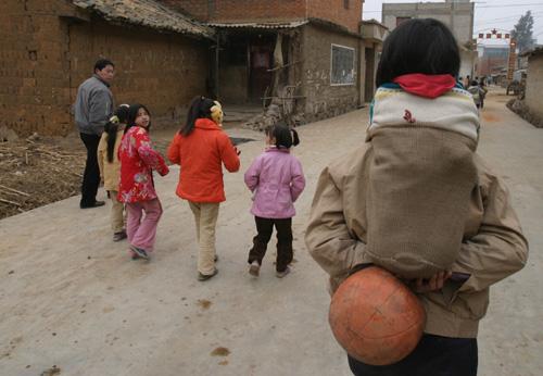 """""""篮球女孩""""的水上世界"""