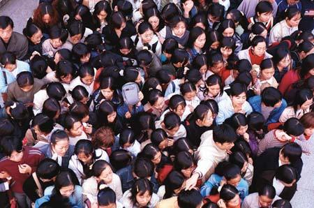 群租现象在刚就业的大学毕业生中较为普遍