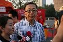 图文:激情中超巡回路演北京站 佳能亚洲区总裁
