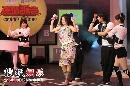 图:赵薇搜狐歌会热力开场 俏皮动作