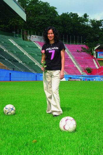 99世界杯中国女足成员 6号赵利红