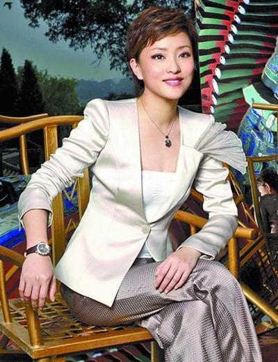 2007BAZAAR明星慈善夜红毯明星名单 - 杨澜