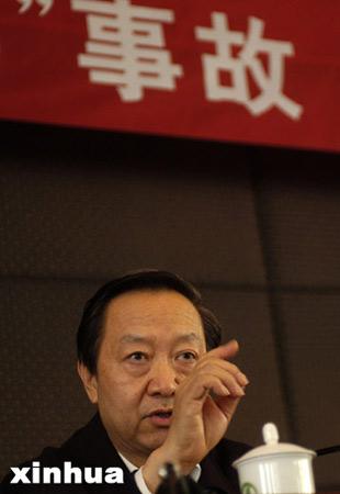 资料图片:李毅中 新华社记者 江宏景 摄