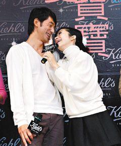 李李仁与陶晶莹夫妻感情良好