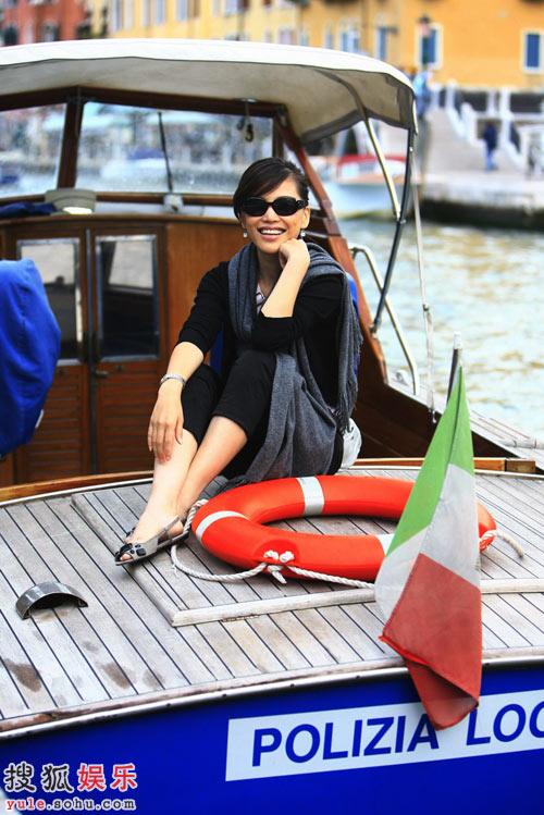 孔维带你游遍威尼斯 水城也,怎能少水面风景