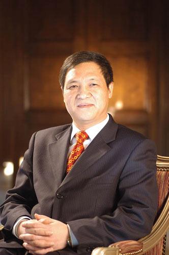 浙江国大雷迪森旅业集团总经理万义弟
