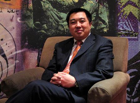 浙江国大雷迪森酒店管理公司常务副总经理章乃华