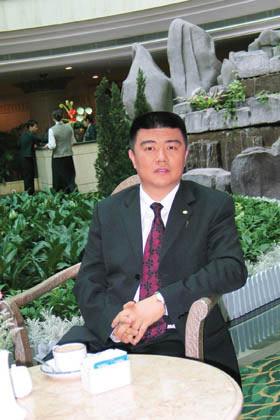 深圳圣廷苑酒店有限公司董事长兼总经理辛杰